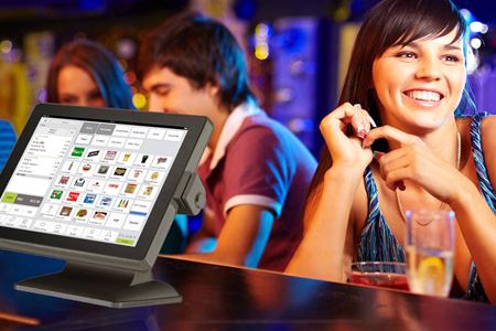 Restaurant POS System Oak Leaf