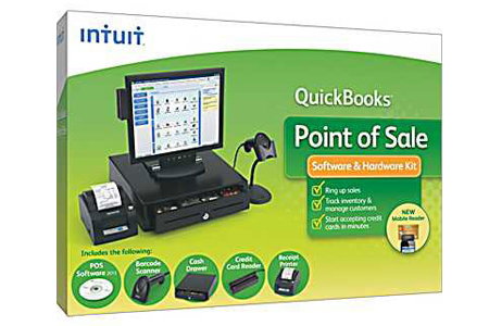 Dallam County Quickbooks POS