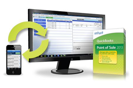 Quickbooks POS Dallam County
